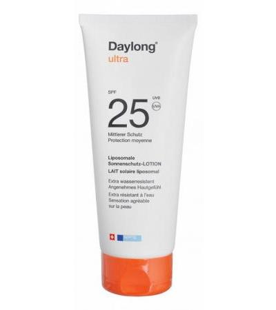 Daylong 25 protect & care - Tube mit 200 ml - statt Fr. 39.50