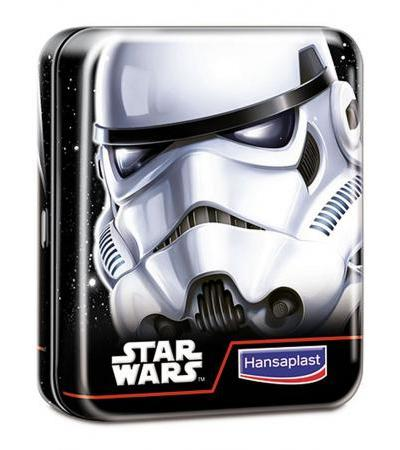 Hansaplast Kinderpflaster Star Wars Metallbox - 16 Stk.