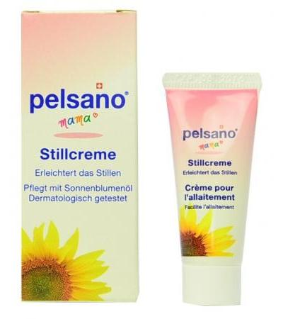 Pelsano - mama - Stillcreme - 10ml Tube