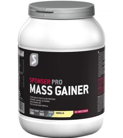 Sponser Mass Gainer All in 1 Vanille - 1200 g